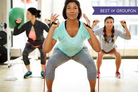 Move GB - Ten Sessions of Boot Camp   - Save 80%