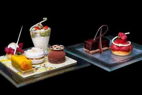London Hilton on Park Lane -  Afternoon Tea for Two - Save 46%