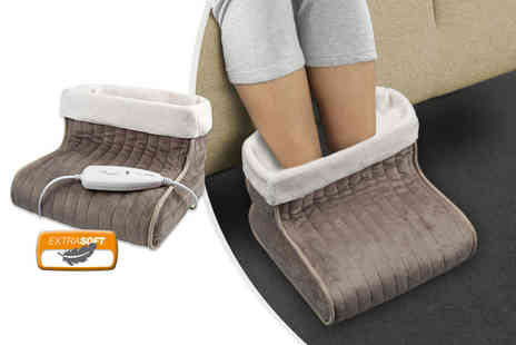 Medisana AG - Soothing foot warmer  - Save 62%