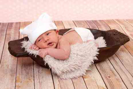 Image Solutions Photography - Baby or Newborn Photoshoot with Prints - Save 92%