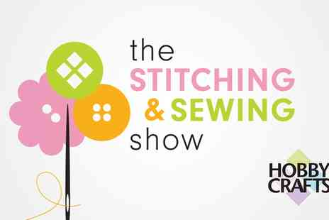 ICHF - Stitching, Sewing and Hobbycrafts Show ticket on 3 to 6 March - Save 0%