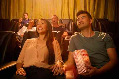 Camden Movie Nights - Camden Movie Nights Entry for Two with Bottle of Wine and Popcorn - Save 22%