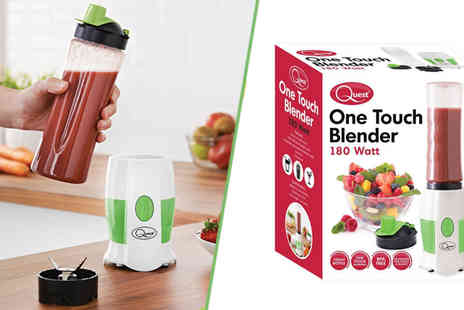 Urshu - Personal One Touch Blender - Save 48%