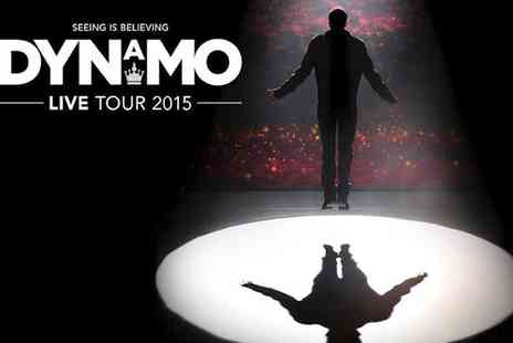 Phil Mcintyre - Ticket to Dynamo, 20 February at Metro Radio Arena, Newcastle or 24 to 28 February at Sheffield Arena, Sheffield - Save 0%