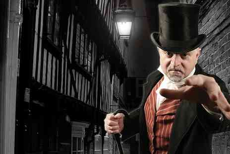 Ghost Creeper - Ghost Creeper Tour of York for Two, Four or Family of Five  - Save 50%