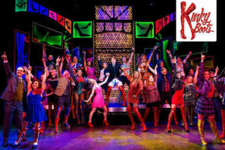 The Adelphi Theatre - Kinky Boots Ticket Plus Cafe Rouge Meal - Save 0%
