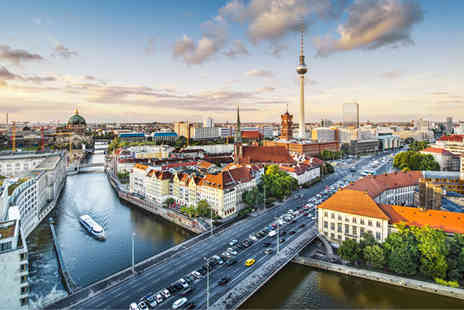 Worldwide Tours and Travel - Two or Three Nights Berlin Spa Breaks with Return Flights - Save 28%