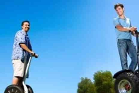 Exhilarate Scotland - Segway Rally Experience - Save 61%
