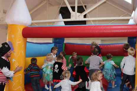 Limitless Kids - Themed Party with Two Entertainers and Optional Bouncy Castle for 20 Children - Save 40%