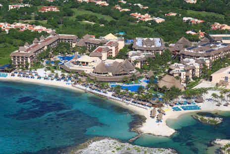 Broadway Travel Service  -  Four Star All Inclusive including Return Flights Mexico Break - Save 20%