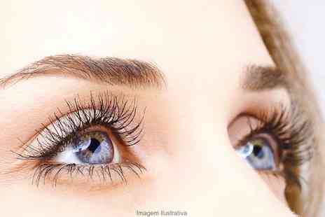 Coco Hair & Beauty - 3D Eyelash Extensions with Lash Tint  - Save 0%