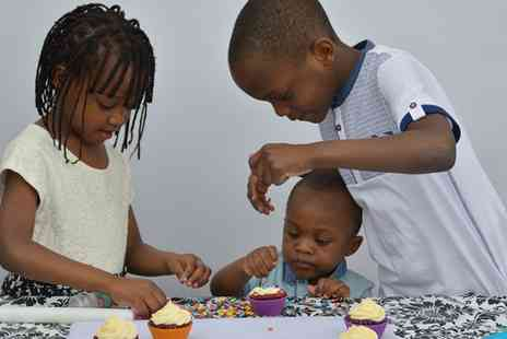 Cakes and Sugarcraft Supplies - Childrens Cupcake Decorating Classes for One or Two - Save 43%