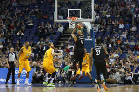 British Basketball League -   British Basketball League Trophy Final Band A ticket - Save 55%