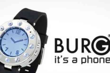 Businesses Work - Burg Watch Mobile Phone - Save 59%