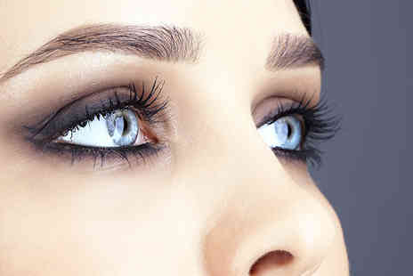 Magnet Eyes - Semi permanent makeup on eyebrows or eyeliner - Save 54%