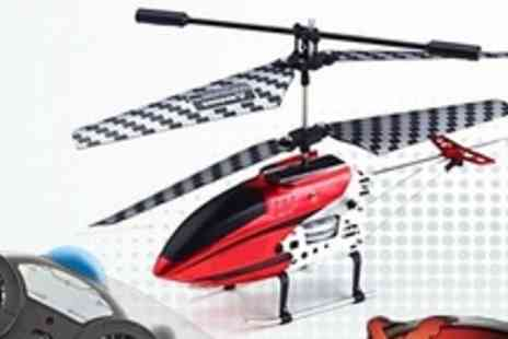 Extreme Fliers - Outdoor Robocopter GS Advanced - Save 63%