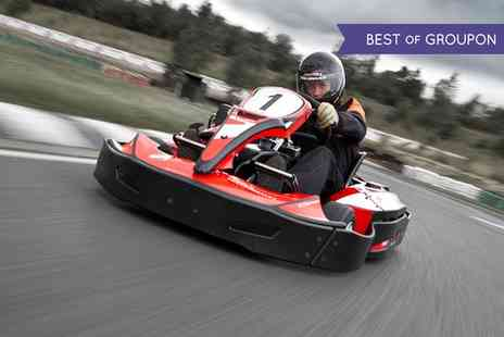 Three Sisters Race Circuit - 15 Minutes Pro Karting Experience  - Save 28%
