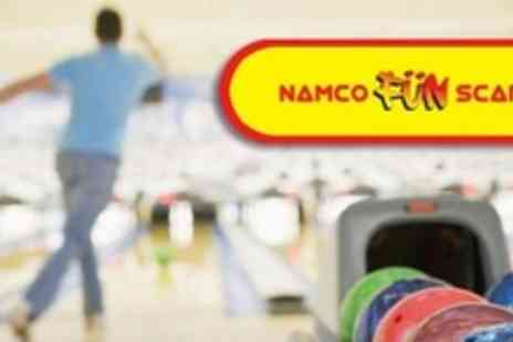 Namco Station - One Games of Bowling For Up to Six People - Save 61%