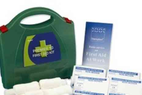 The Sharper Edge - Premium Family Size First Aid Kit - Save 50%