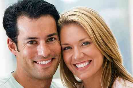 All Saints Dental Clinic - Clear Braces on One or Two Arches with Optional Retainer and Whitening - Save 0%