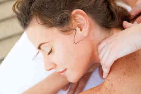 Arcadia Beauty Spa - Back, Neck, and Shoulder Massage and Facial - Save 49%