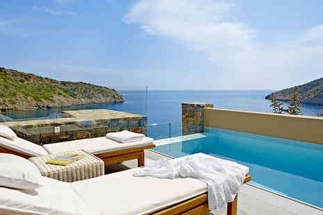 Daios Cove Luxury Resort & Villas - Ten nights stay in a One Bedroom Villa Sea View Private Pool - Save 48%