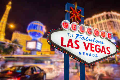 THG Holidays - Eight Nights stay in Las Vegas and Grand Canyon Holiday - Save 32%
