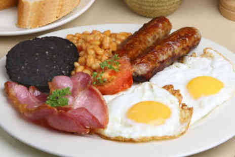 The Minster Arms - Breakfast for Two with Hot Drink - Save 0%