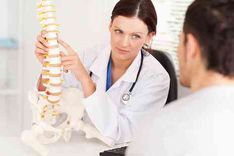 Awaken Chiropractic - Three Chiropractic Treatments with Consultation and Examination  - Save 80%