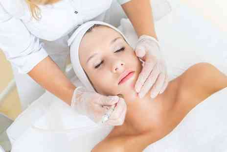 Blessed with beauty - Up to Three Microdermabrasion Facials With an Optional Mask  - Save 38%