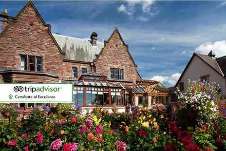 Appleby Manor - One or Two stay for two including afternoon tea  - Save 37%