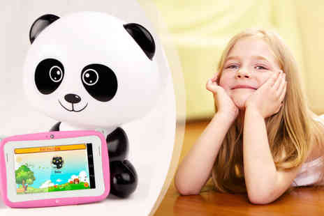 Headsgroup - Panda Kids Android Tablet - Save 77%