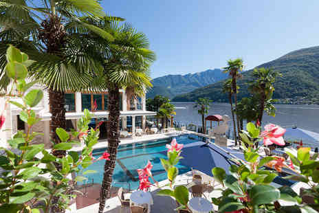 Swiss Diamond Hotel - Three nights Stay in a Superior Room Mountain View - Save 70%