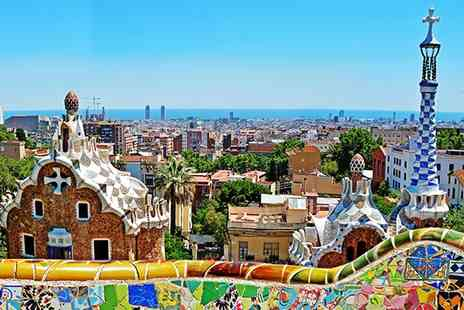 Jetline Holidays - Two or Nights stay in Barcelona with Flights - Save 40%