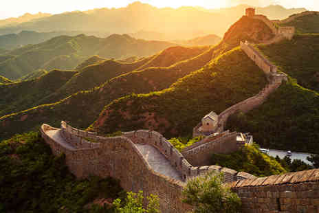 LUMLE HOLIDAYS - Ten Day Highlights of China Experience - Save 57%