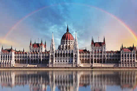 Jetline Holidays - Two or Three Nights Budapest Break with Flights - Save 45%
