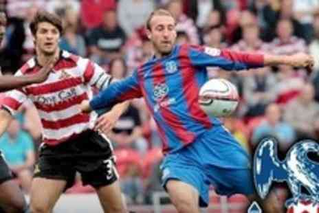Crystal Palace Football Club - Two Tickets to Crystal Palace FC v Doncaster Rovers FC - Save 58%
