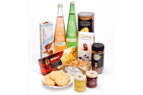 Virgin Experience Days - Manfield Hamper - Save 0%
