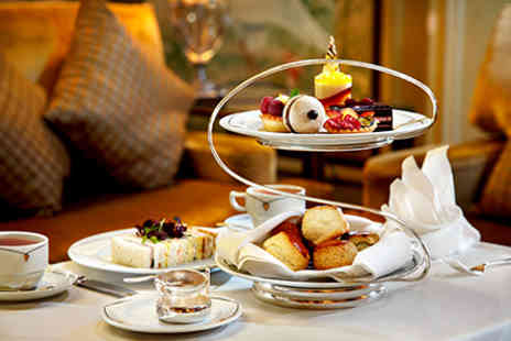 The Park Lane Hotel - Afternoon Tea for Two   - Save 0%