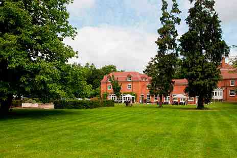 Pinewood Hotel -  Overnight stay for two in a Standard Double Room with full English breakfast  - Save 36%