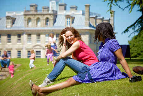 Virgin Experience Days - National Trust Day Out with Cream Tea for Two - Save 0%