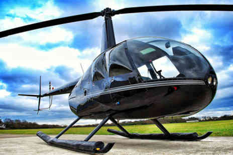 Virgin Experience Days - 15 mile Helicopter Pleasure Flight - Save 0%