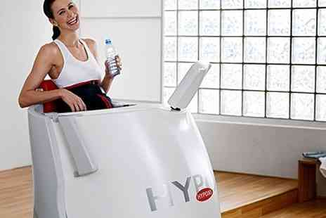 HYPOXI - Three HYPOXI Therapy Sessions  - Save 61%