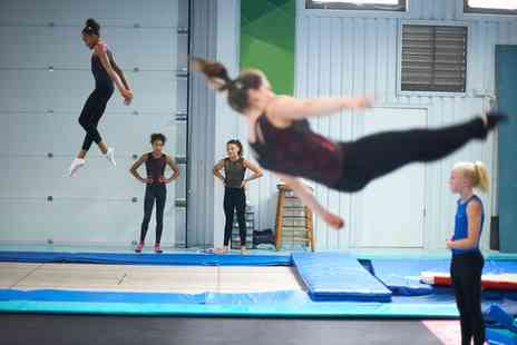 City of Coventry Trampoline and Gymnastic Club - Up to Six Gymnastics or Trampoline Sessions - Save 41%