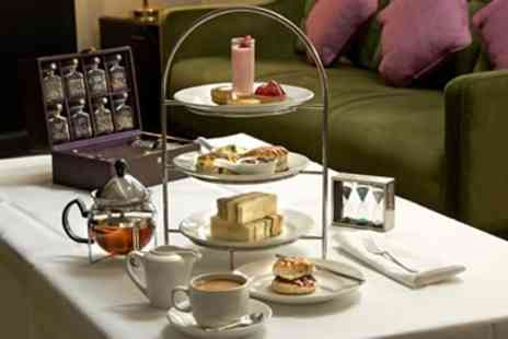 The Hilton - Tea Time Treat for Two - Save 0%