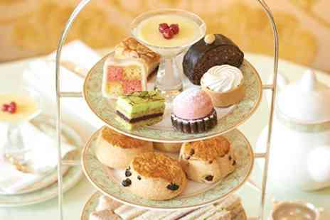JW Marriott Hotel   - A Quintessentially British Afternoon Tea for Two   - Save 0%