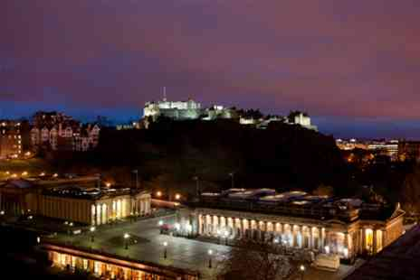 Edinburgh City Hote - Two Nights Break for Two  - Save 0%