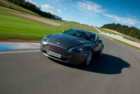 Top UK Race Tracks - Fabulous Three Supercar Thrill   - Save 0%