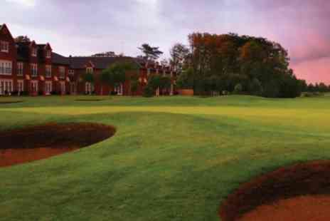 Formby Hall Golf Resort - Classic Golf Day - Save 0%