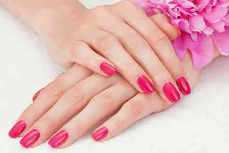 House of VIP - Gel Manicure or Pedicure or Both - Save 52%